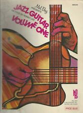 Mel Bay Presents Jazz Guitar Method by Ronny Lee Volume One Mb93240 (1962) ~G806