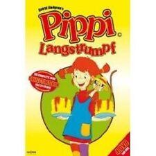 PIPPI LANGSTRUMPF - DIE ZEICHENTRICKSERIE NEU 4 DVD