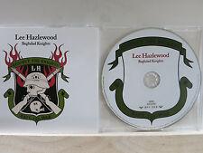 LEE HAZLEWOOD - Baghdad Knights       1-track  Promo-CD