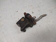 yamaha wr200 front brake master cylinder lever  1992 92