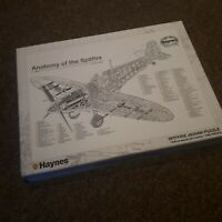 "1000 Piece Jigsaw - ""Anatomy of the Spitfire"" By Haynes. Great Condition"