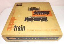 Vintage Marx Allstate Electric Train 9615 Original Box