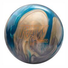 Hammer Raw Hammer Blue/Silver/White Bowling Ball