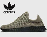 🔥 Adidas Originals Deerupt ® ( Men Sizes UK: 10.5 11 12 ) Clay Khaki Cargo