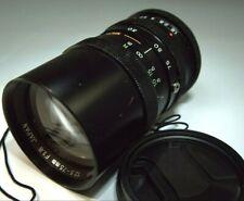 Navitar 12.5-75mm f1.8 TV zoom Lens threaded C-Mount for M4/3