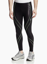 CW-X Conditioning Men's Insulator Endurance Pro Tights Black/Lime Green 241879A