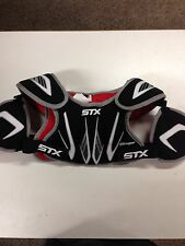 New Stx Lacrosse Shoulder Pad Xs Stinger Youth Kids Bb3