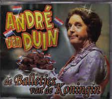 Andre van Duin-De Balletjes van de Koningin cd maxi single