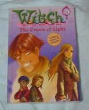 Witch #11 - The Crown of Light LOCAL FREEPOST ch sc 0814