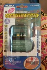 Yamax walking pedometer country road CR-400 (B) 5 fuctions New