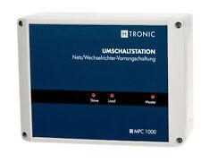 MPC1000, 230V Umschaltstation zwischen Wechselrichter und Netz! Wohnwagen Top!