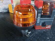 2x Emergenza Lampeggiante Led Rotante Faro Flessibile 12/24v Per Trattore Camion