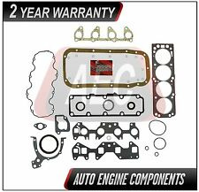 Fullset Gasket For GM Chevy Joy Monza 1.6L Graphite SOHC #FS100-1Q