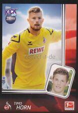 Match Attax 15/16 - A11 - Timo HORN - Kick Karten