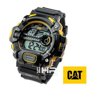 Men's Caterpillar CAT 45mm Black Watch 1A.167.21.241