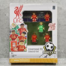 Oyo Sports Liverpool Fc Premier League Soccer Team Collector Play Block Set