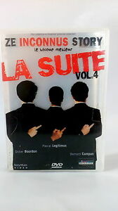 DVD Occasion Ze Unknown Story The Suite vol.4 Audio Fr