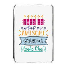 This Is What An Awesome Nonna Si Presenta Come Custodia Cover per iPad Mini 4