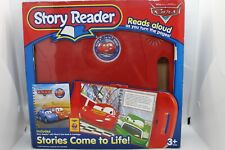 Story Reader learning system, Brand New and Sealed +  Cars book & cartridge