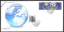 Cyprus Stamps SG 1186-87 2009 Planet Earth Limited Edition Unofficial FDC (a814)