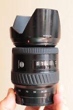 Zoom AF Minolta 28-105 mm 3,5 4,5