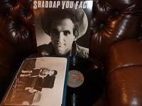 Joe Dolce Shaddap you face Ariola 203724-320 Germany 1980