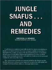 Jungle Snafus ... and Remedies