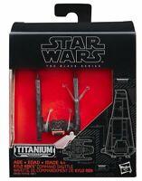 Star Wars Rogue One Black Titanium Series (2016) Kylo Ren's Command Shuttle Toy