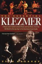 ..Essential Klezmer Music Lover's Guide to Jewish Roots and Soul Music Signed PB