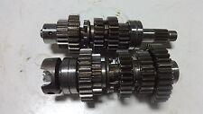 83 KAWASAKI KZ750 SPECTRE KZ 750 KM90B ENGINE TRANSMISSION GEAR SHAFT ASSEMBLY