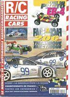 R/C RACING CAR N°63 TAMIYA TA 03 TRF / PROTO EB-4 / MBX-2 DE CASTRO /MBX-4 MUGEN