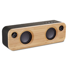 House of Marley Get Together Mini Portable Bluetooth Speaker 2.5'' Sub Woofers