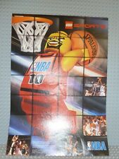 LEGO® Katalog Catalog Gear Poster Sports NBA Basketball 4199807 C01