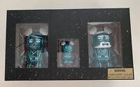 Vinylmation Star Wars Spirit Anakin Spirit Obi-Wan and Spirit Yoda Force Ghosts