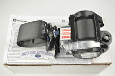 Chevrolet Orlando Cruze RH Passenger Side Seat Belt Kit Black new OEM 19330008