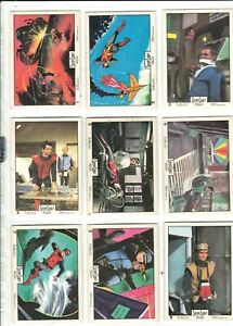 CAPTAIN SCARLET AND THE MYSTERONS Full Set 66 Gum Card 1967 Anglo Gerry Anderson