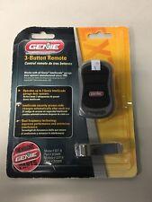 Genie 3-Button Remote G3T-R Intellicode Garage Door Opener