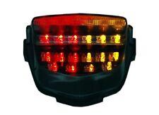 2008 2014 FIREBLADE CBR1000RR DARK SMOKED INTEGRATED LED TAIL LIGHT & INDICATORS