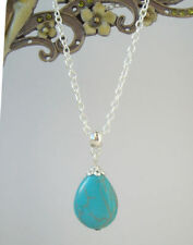 Handmade Turquoise Stone Costume Jewellery