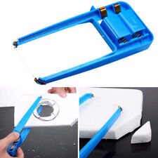 DIY Blue Hot Wire Foam Cutter Small Electric Styrofoam Polystyrene Craft Tools