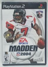 EA Sports Madden 2004 with Manual Ps2