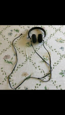 Sony MDR-XB300 Stereo Headphones - Black Tip Top Condition