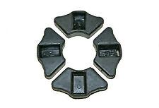 Yamaha FS1E rear wheel sprocket cush drive rubbers (1975-1980) set of 4