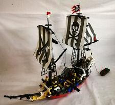 Lego Piraten Schiff mit Figuren Red Beared Runner 6289