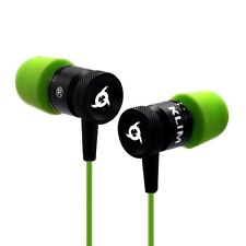 KLIM Fusion Earphones Audio - Long-lasting + 5 years Warranty - Innovative: with