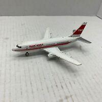 "Vintage 1999 Ertl Trans World Airlines (TWA) Boeing 767-200 Airliner, 5"" Long"