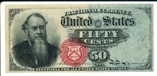 FR1376 50c US Fractional Currency