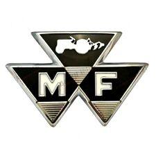FRONT BADGE FITS MASSEY FERGUSON 35 35x FE35 TRACTORS.