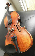 NEW 3/4 Size Violin, Copy of A. Stradivari, Prelude + Case + Bow,Ready To Play!
