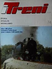 I Treni 74 - Arrivederci Torino Ceres - Test E 424 navetta LIMA   [TR.29]